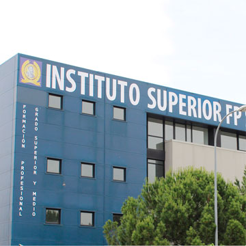 Instituto Superior de FP en Emergencias y Protección Civil Arganda